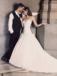 Cullen Wedding Portrait | Photomanipulation by IllicitWriter