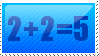 Maths Stamp by Chaildy