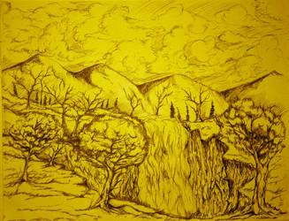 paisaje by oscar1987zp