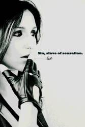 Sin, slave of sensation. by dienus