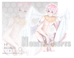 Arcangel 10 Adopt Auction - CLOSED - by Noreth-Adopts