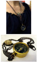 The Compass Necklace by Verope