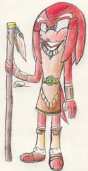 {Comm} Tribal Locke by CharleetheCat-Bat