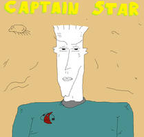 Captain Star by WolfTron