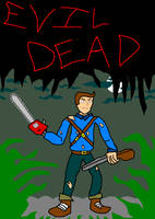 Evil Dead -Request- by WolfTron