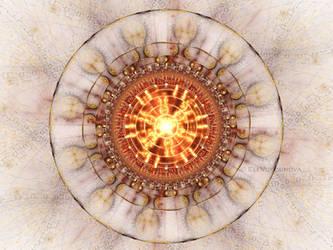 Aztec medailon by lucid-light