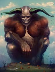 Diablo Giant by daGohs