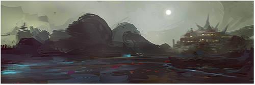 Fantasy world 1 by daGohs