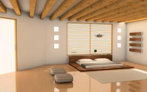 Bedroom by capsat