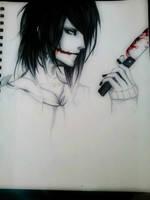 Jeff the Killer by XMelancholySkyX