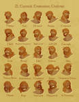 25 Essential Expressions - Ohmid Galore by GreenVikeen