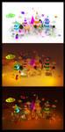 VISUAL DREAMER LIFE by p32n
