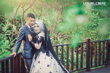 Prewedding Hutan Mangrove Surabaya by p32n