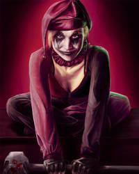 Harley Quinn - No Innocence by joshwmc