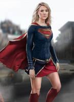 Supergirl DCEU Concept by joshwmc