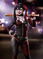 Harley Quinn DCEU Sequel Concept by joshwmc