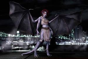 Demona Gargoyles Movie Concept by joshwmc