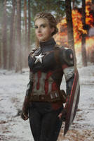 If Women Ruled The World - Miss America Concept by joshwmc
