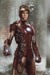 If Women Ruled The World - Iron Maiden Concept by joshwmc