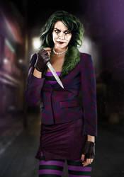 Flashpoint Joker - DCEU Concept by joshwmc
