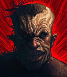 Mad Grin by AznKyuubi