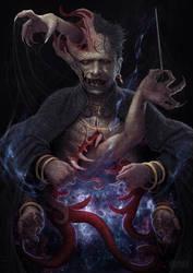 Sorcerer-Of-The-Old-Gods by AznKyuubi