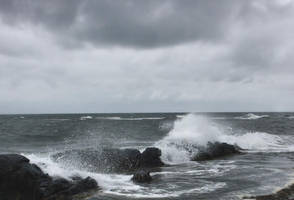 Beach by LadyLysandra