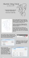 Illustrator Inking Tutorial by autogatos
