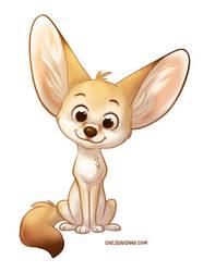 Fennec Fox by autogatos