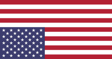 Flag of the United States - Distress Time Special by Sings-With-Spirits