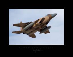 Red Flag F-15 Agressor by jdmimages