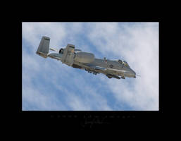 A-10 Departure by jdmimages