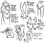 Humanoid species concept by ThisAccountIsDead462