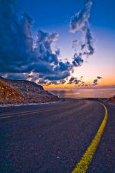 Road to your world by Saeed-Al-Amri
