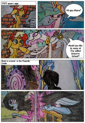 The Children of the Night, chapter I, page 9 by MysteriousShine