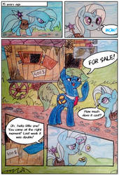 The Children of the Night, chapter I, page 21 by MysteriousShine