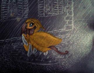 Rainy Day by MysteriousShine