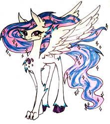 Queen Selenara by MysteriousShine
