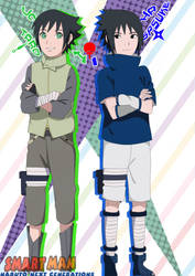Poster to Naruto Next Generation's by 2114415