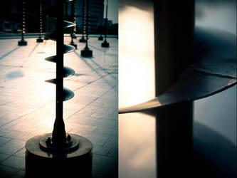 Aurora Morningstillnightlightfromsunmacroabstractc by graviloquence