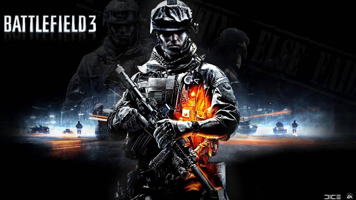 Battlefield 3 HD Wallpaper by panda39 on DeviantArt  Battlefield