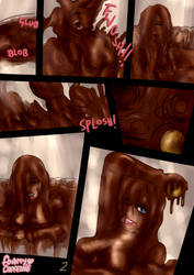 Messy humiliation Show! 2 of 3 (commission) by Scatina
