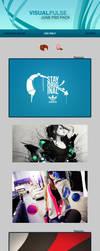 VisualPulse June PSD Pack2011 by MadLittleMods