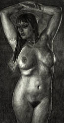 FEMALE FORM 16-NICOLENUDES by BOYKINS