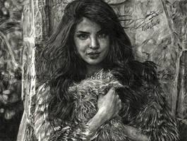 Priyanka  chopra by BOYKINS