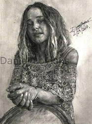 Emilia Isabelle Euphemia Rose Clarke by BOYKINS