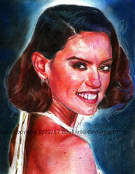 Daisy Jazz Isobel Ridley by BOYKINS