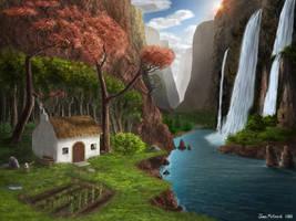 Canyon Cottage by Spacepretzel