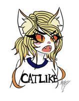 CatLike by maribitter16