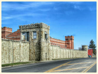Old State Prison by Leannnorrisbond